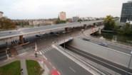 Gentse fly-over woensdag na vier maanden werken weer bijna volledig open