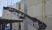 Krook heeft trap van 23,5 ton staal