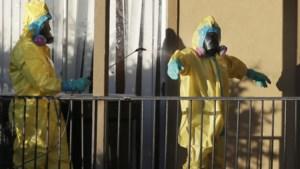 '40 procent kans dat ebola eind oktober in België is'