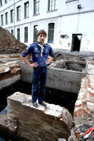 Stadsscouts bouwen eigen lokaal aan Baudelopark