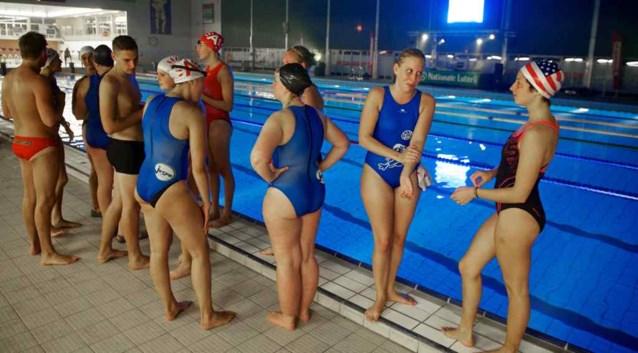 Zwemmen voor goede doel