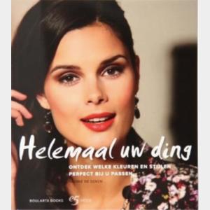 NIEUW. e5 lanceert het boek HELEMAAL UW DING voor vrouwen en mannen