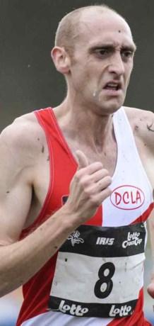 Jesse Stroobants aan tweede marathon toe: 'Hopelijk is het goed weer'