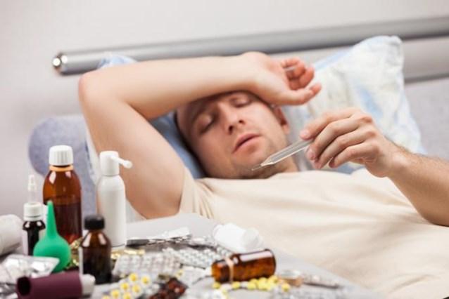 Verkoudheid bij mannen is écht erger