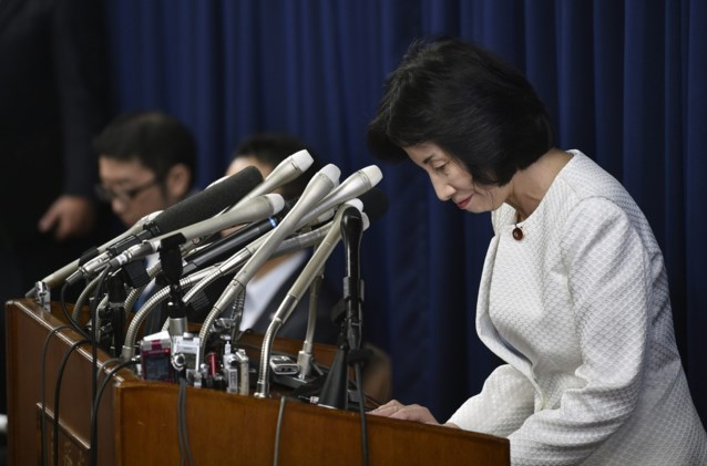 Twee vrouwen opgestapt uit Japanse regering
