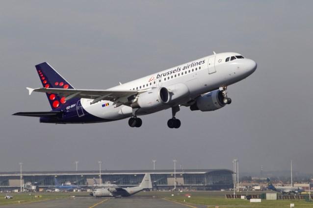 Gevechtsvliegtuig onderschept vakantievlucht Brussels Airlines