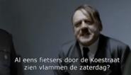 Parodie: Hitler is geen fan van het Gentse Mobiliteitsplan