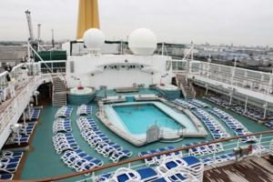 FOTO. Aan boord van het cruiseschip MS Oriana