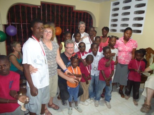 Beni Monsecour laat u meekijken in zijn Haïti-verhaal