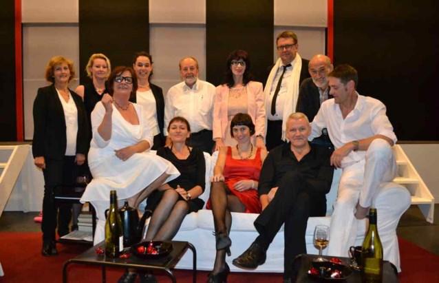 Theater Strobos met veel 'passies' op de planken