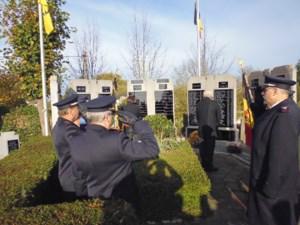 Herdenking oorlogsslachtoffers op 11 november