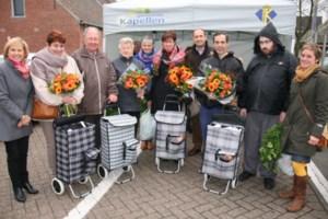 Kaddiekado actie van marktkramers levert vijf winnaars op