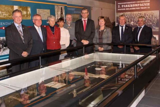 Duitse ambassadeur bezoekt Lange Max