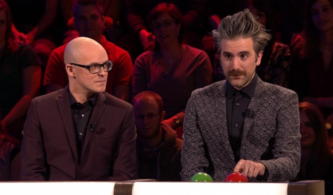 Jeroom Brengt Knoppen Geert Hoste Mee Naar Slimste Mens Het Nieuwsblad Mobile