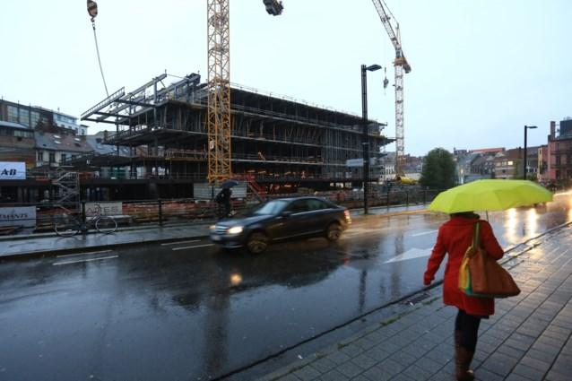 Werken aan Krook in Gent voorlopig opgeschort