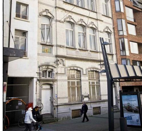 Viersterrenhotel in  oude postgebouw