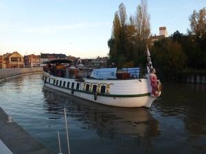 De Smaakboot meert aan in Deinze