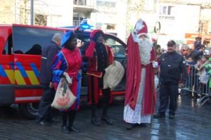 FOTO. Sinterklaas warm onthaald in Kapellen