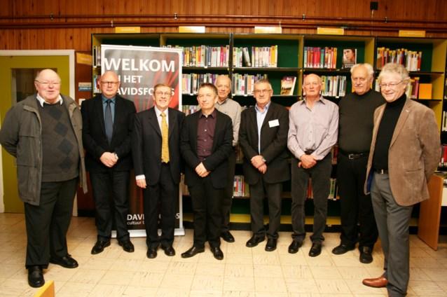 Davidsfondsafdeling Overbeke-Kwatrecht bestaat 50 jaar