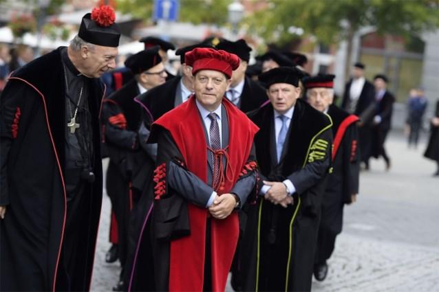 KU Leuven beslist: zwakste eerstejaars mogen niet door