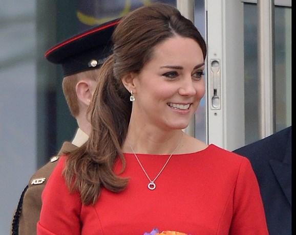 Kate Middleton stuurt emotionele brief aan rouwende moeder
