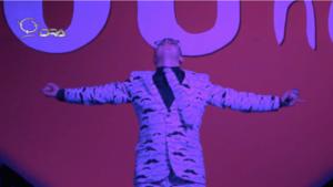 VIDEO. Younes bouwt stevig feestje in het Forum