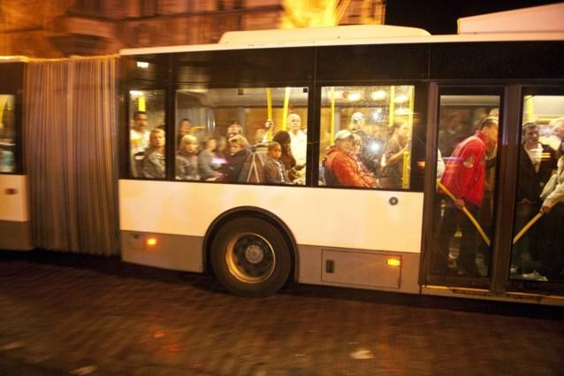 Gents nachtnet telt vijf keer zoveel reizigers als voorheen