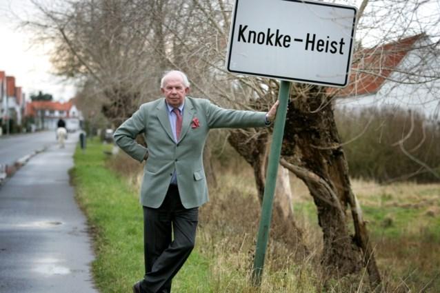 Lippens wil slimme straatlampen in Knokke