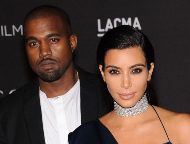 Geruchten over scheiding Kanye West en Kim Kardashian