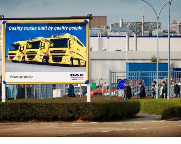 100 jobs weg bij DAF Trucks