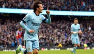 Manchester City wint makkelijk van Crystal Palace