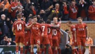 PREMIER LEAGUE. Liverpool maakt gelijk tegen Arsenal in 97e minuut na spektakelstuk