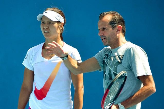 Belgische tenniscoaches internationaal gegeerd
