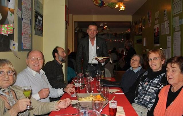 Zesde editie van het K-Ertzberg diner