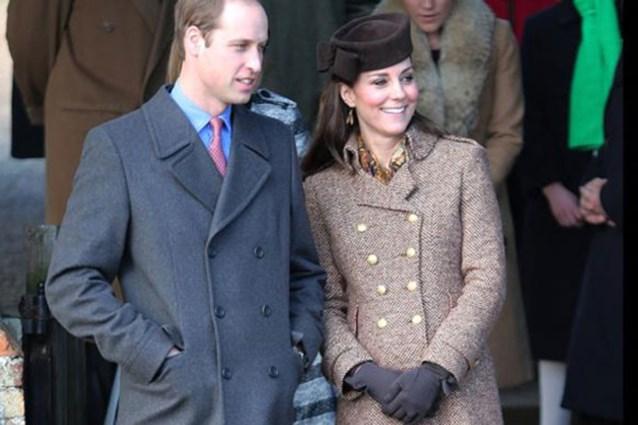 Kate en William breken met kersttraditie
