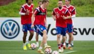Bayern München begint training met minuut stilte voor Malanda