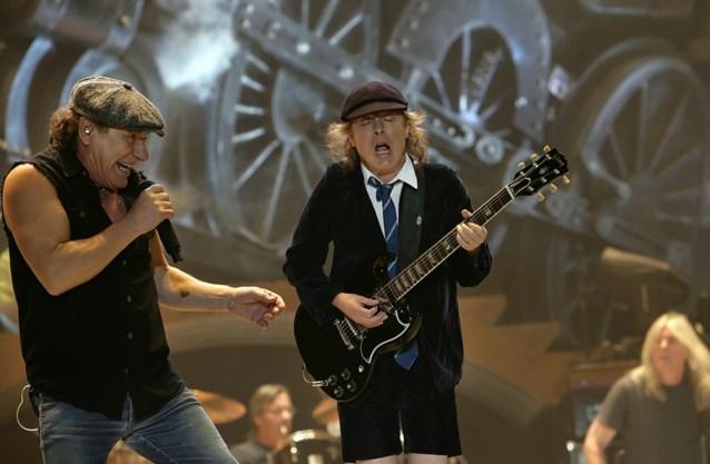 Eindelijk officieel: AC/DC komt toch naar ons land
