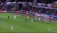 Chelsea heer en meester in Swansea: de vijf goals op een rij