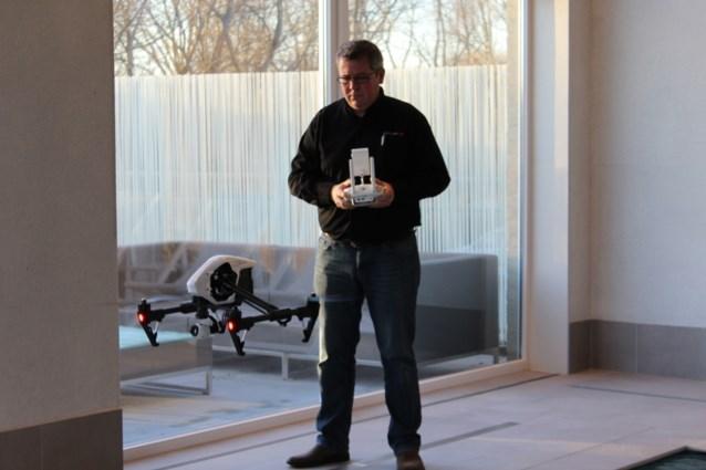 Cursus 'leren vliegen met drones' lokt vooral ondernemers en brandweermannen