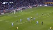 Kompany en Man City onderuit tegen Arsenal