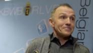 Bondscoach Rudy De Bie: 'Erg pijnlijk voor Meeusen'