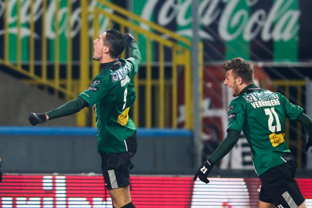 Cercle Brugge zorgt voor Brugse halve finale