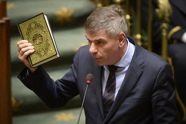 Dewinter noemt Koran 'bron van alle kwaad'