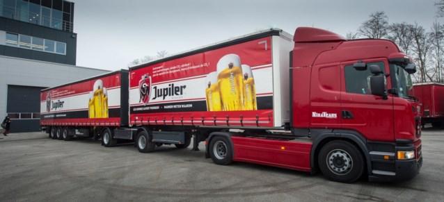 Eerste 'supertruck' op Vlaamse wegen