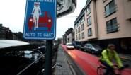 Drongen krijgt eerste eigen fietsstraat