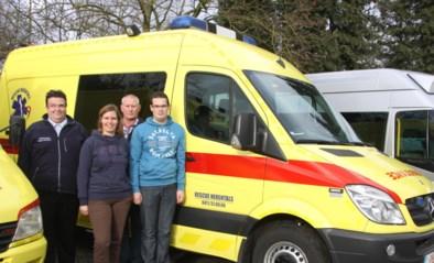 Nieuwe ambulance voor Rescue