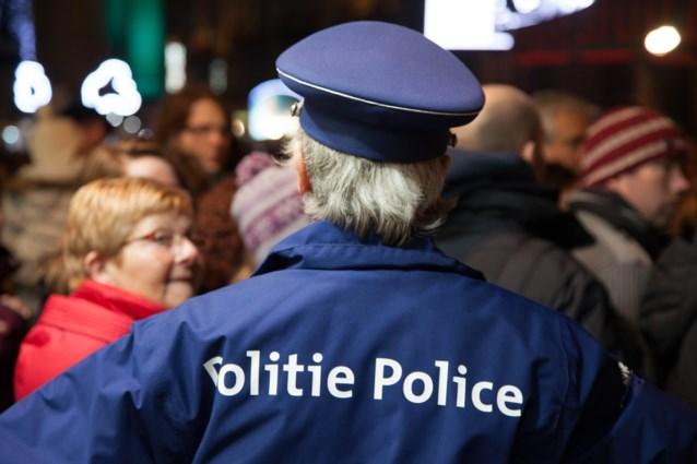 Lokale politie kost 219 euro per Vlaming