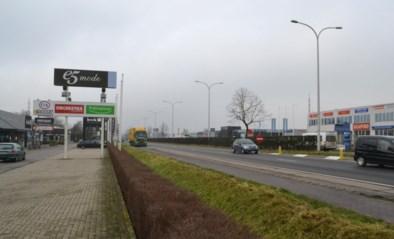 Stop voor textielwinkels op Antwerpseweg