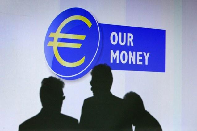 Deflatie in eurozone blijft aanhouden