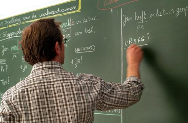 Oudere leerkrachten gaan er mentaal onderdoor